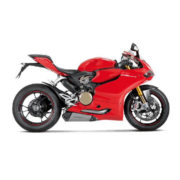 SILENCIEUX AKRAPOVIC 899/1199 PANIGALE (S-D9SO4-T)