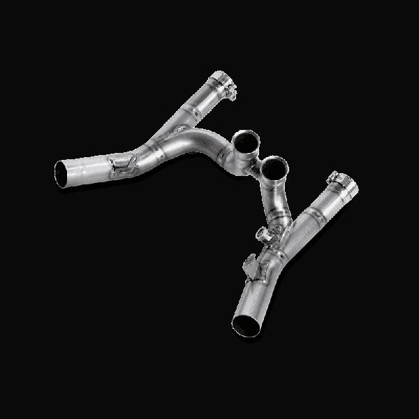 COLLECTEUR TITANE AKRAPOVIC 1700 V-MAX  2009>2016 (C-Y17SO1T/1)