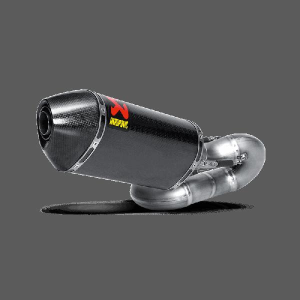 DEMI-LIGNE RACING AKRAPOVIC -HONDA 1000 CBR RR 2014>2016