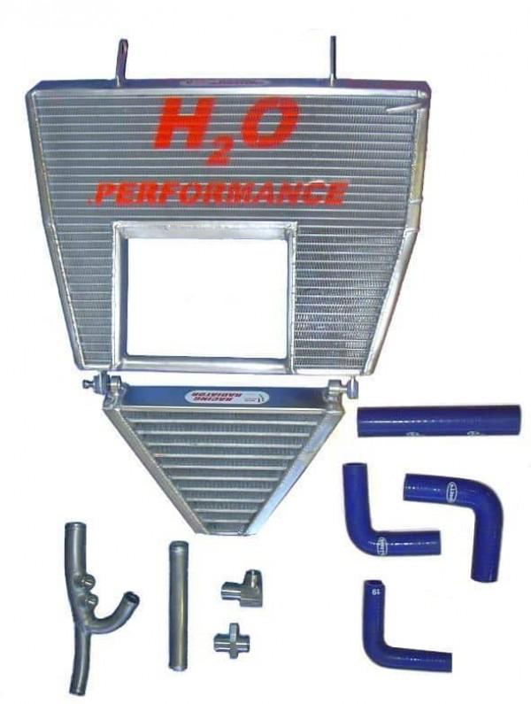 Radiateur H2O Performance Ducati 998 / 998R