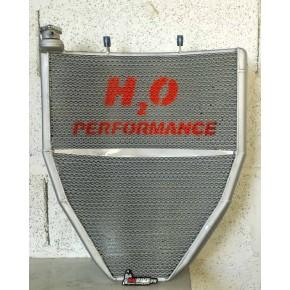 Radiateur H2O Performance Kawasaki ZX10R 2011>2015