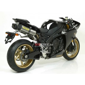 Ligne complete ARROW EVO Replica SBK Competition YAMAHA YZF R1 09>14