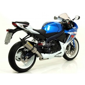 Ligne complete ARROW Replica SBK Competition Suzuki GSXR 600