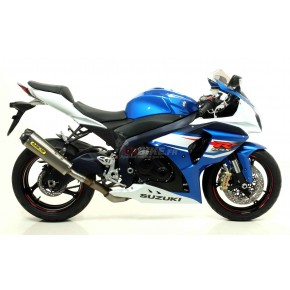 Ligne complete ARROW Replica SBK Competition Suzuki GSXR 1000