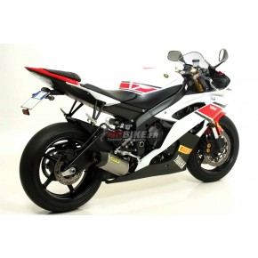 Ligne complete ARROW EVO Replica SBK Competition YAMAHA YZF R6