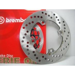 Disque de frein arrière BREMBO Oro ZX10R 04>15