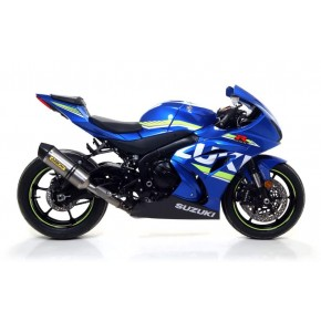 Ligne complete ARROW SBK Competition Suzuki GSXR 1000 2017