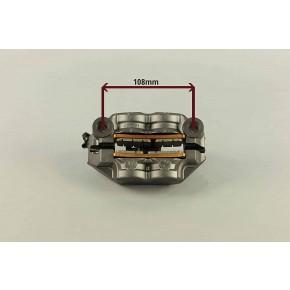 ÉTRIERS BREMBO GP4-RS ENTRAXE 108MM (220C78310)