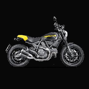 SILENCIEUX AKRAPOVIC Ducati Scrambler (S-D8SO4-CUBTBL)