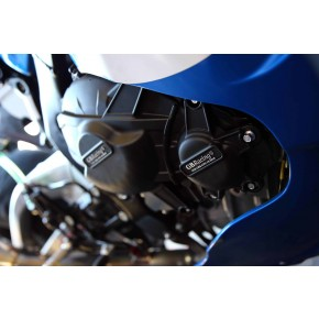 Protection de Carter Allumage GB RACING pour SUZUKI GSX-R 1000 2017-2018