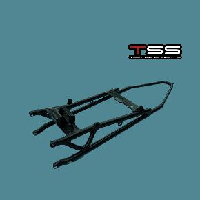 BOUCLE ARRIERE RACING TSS POUR KAWASAKI ZX6R 2011>2016