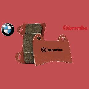 PLAQUETTES AVANT BREMBO SA POUR BMW