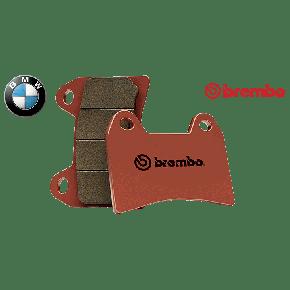 PLAQUETTES ARRIERE BREMBO POUR BMW