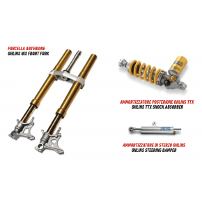 Pack Suspension Olhins Aprilia RSV4 RR / Tuono