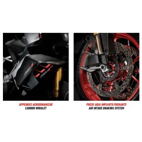 Pack Aerodynamic Aprilia RSV4