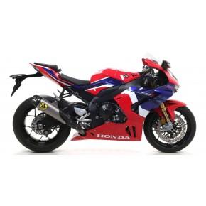 Ligne complete ARROW Full Titane Competition (Works) Honda CBR1000 RR-R 2020