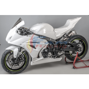 kit carenage poly piste complet pour Suzuki GSX-R 1000