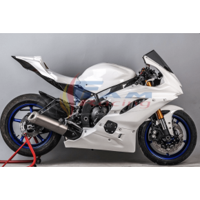Carénage kit poly course complet Yamaha R6