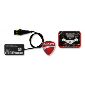 CHRONO GPS PZ-RACING DUCATI 848 / 1098 /1198 (DE600)