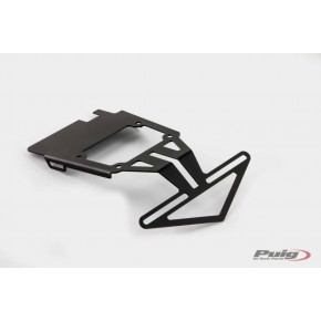 Support plaque puig pour ducati monster 620 800 695 S2R S4R 1000