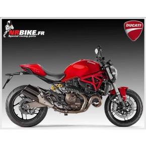 Reprogrammation ECU Ducati Monster 821 2014>2016
