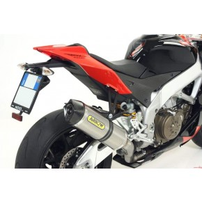 DEMI-LIGNE ARROW APRILIA RSV4 2009>2014