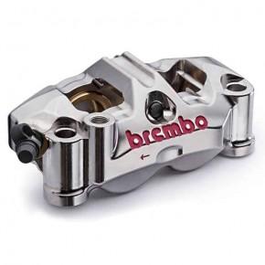 PAIRE ÉTRIER DE FREIN BREMBO RACING GP4-RR ENTRAXE 108MM (XA93310-11)