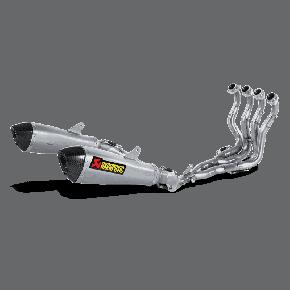 LIGNE COMPLÈTE AKRAPOVIC EVO 1000 GSXR 2009>2011 (S-S10RFT7T-XT)