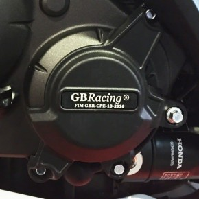 Protection de Carter Allumage GB RACING pour HONDA CBR1000 RA / RR / SP  2008>2016