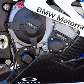 Protection de Carter Embrayage GB RACING pour BMW HP4 / S1000 R / RR  2009>2016