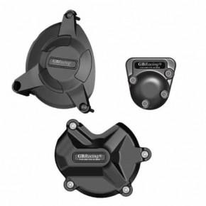 Set de Protections carter moteur GB Racing BMW HP4 / S1000R / S1000RR  2009>2016