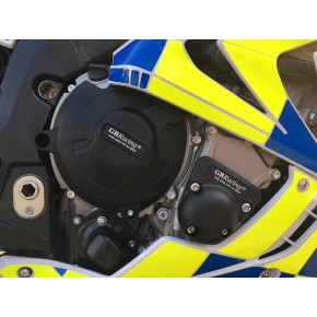 Set de Protections carter moteur GB Racing BMW S1000R / S1000RR  2017>2018
