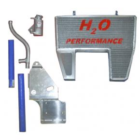Radiateur H2O Ducati 848 / 1098 / 1198
