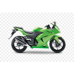COLLECTEUR RACING ARROW POUR NINJA 250 / NINJA 300 2013>2016