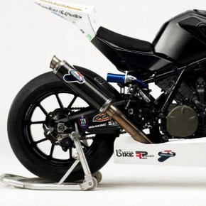 LIGNE COMPLETE TERMIGNONI RACING TITANE KTM RC8  2008>2016