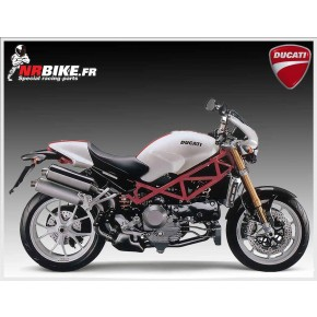 Reprogrammation ECU Ducati Monster S4R / S4RS 998