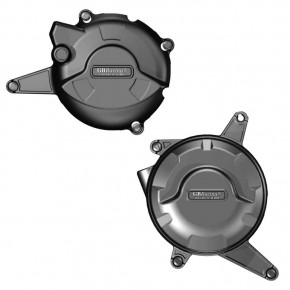 Set de Protections carter moteur GB Racing Ducati 899 panigale  Alternateur / Embrayage