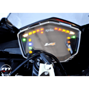 PROTECTION TABLEAU DE BORD RSV4 17>20 MELOTTI RACING