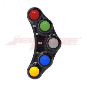 COMMODO RACING GAUCHE JETPRIME S1000RR 15>18 (PLSR008)
