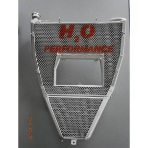 Radiateur gros volume H2O Performance pour ducati Panigale 899 - 959 - 1199 - 1299