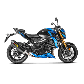 SILENCIEUX AKRAPOVIC GSX-S 750 2017 (S-S7SO2-HRC)