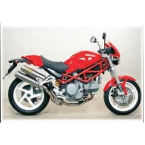 Ligne et silencieux Arrow Round Sil Ducati Monster S4R et S2R 800