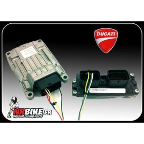 Reprogrammation ECU Ducati  SBK 1198 / 1198 S / 1198 SP