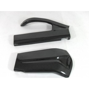 PROTECTION DE BRAS CARBONE KAWASAKI ZX6R 2007>2008