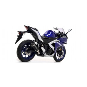 COLLECTEUR RACING ARROW POUR YZF R3 2017-2018 (71683MI)