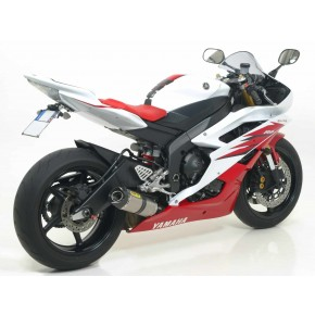 COLLECTEUR RACING ARROW POUR YZF R6 2008>2011 (71378MI)