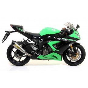 COLLECTEUR RACING ARROW POUR ZX-6R / ZX-6R 636  2009>2016