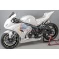 kit carenage poly piste complet pour Suzuki GSX-R 1000