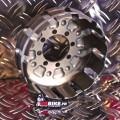 Cloche allégée en ergal pour Ducati