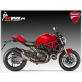 Reprogrammation Ecu Ducati Monster 821